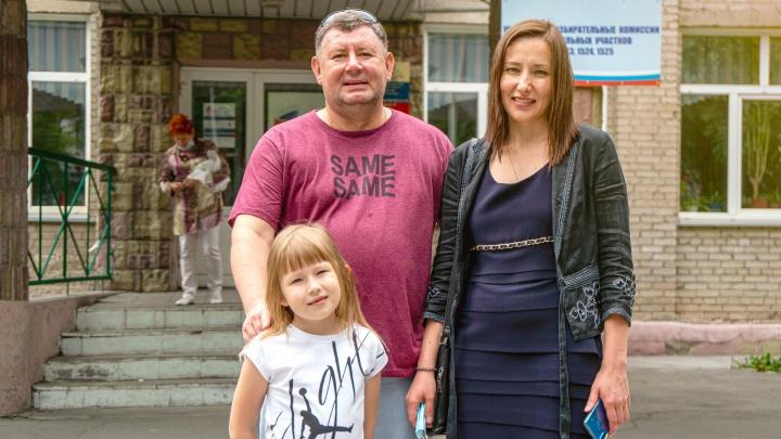 Как голосовали в Сочи: фоторепортаж с избирательных участков