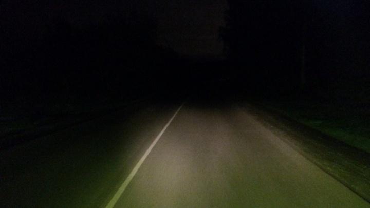 Сибирский тракт, который из-за темноты называют «лунной дорогой», подсветят фонарями