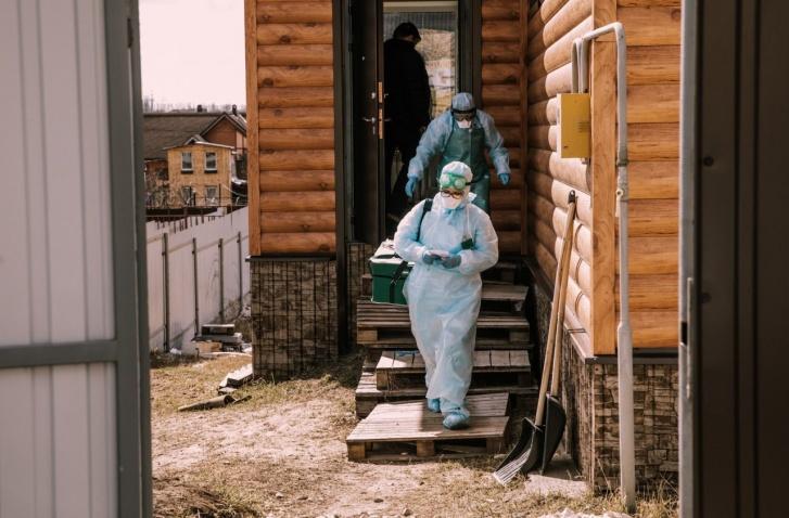 Проект Яндекса «Помощь рядом» позволяет докторам успеть ко всем пациентам 1