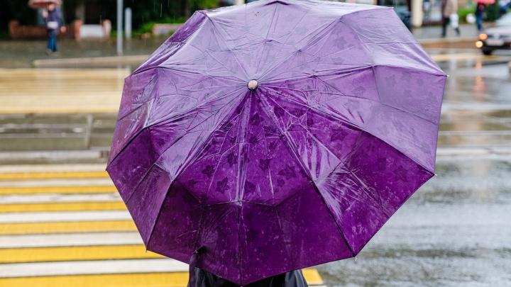 МЧС предупреждает о дождях и грозах в Прикамье