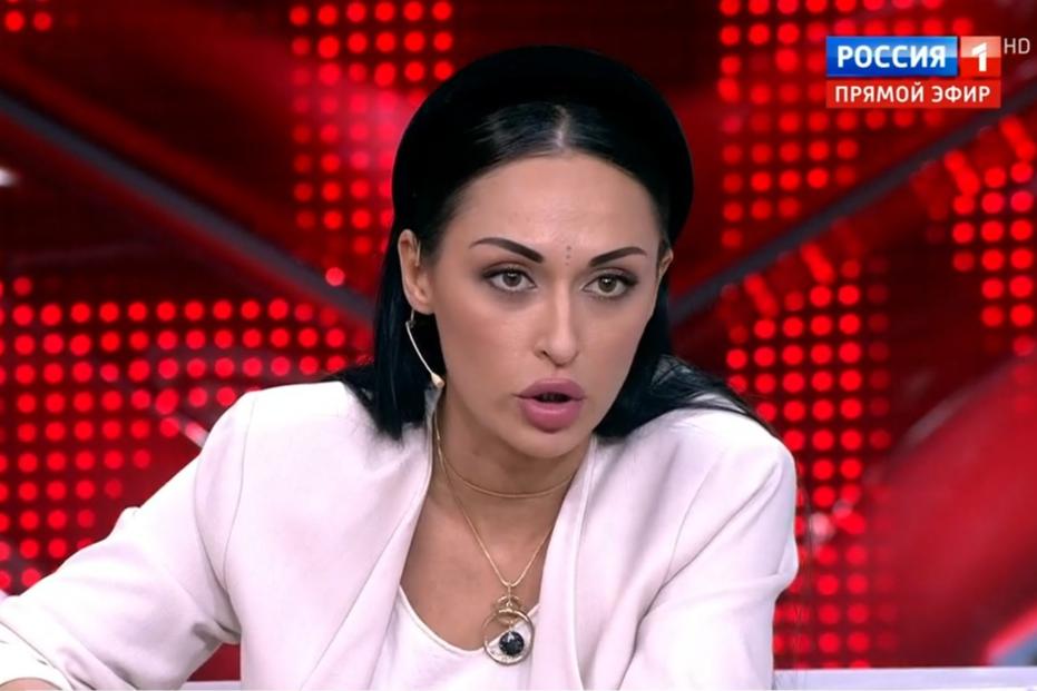 Общественница Елена Осипова