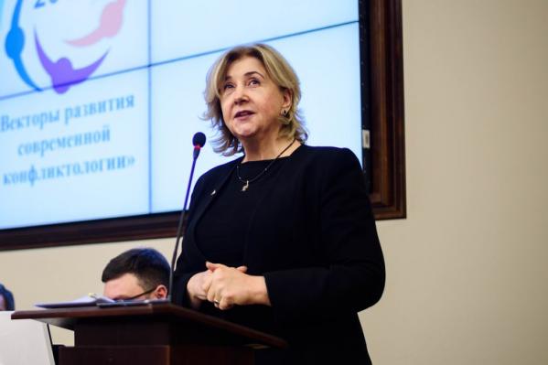 В тайном электронном голосовании Марина Боровская набрала большинство голосов