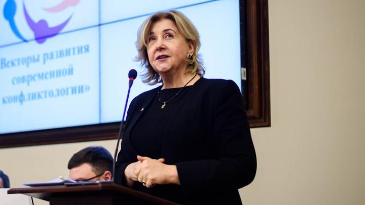 Марина Боровская стала президентом ЮФУ