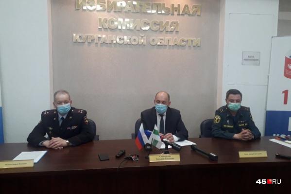 Валерий Самокрутов поделился данными о явке