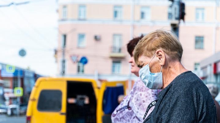 Узнали о диагнозе случайно: больше половины омичей с коронавирусом переносят болезнь без симптомов