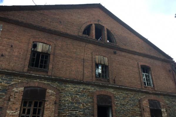 В бывшем мартеновском цехе 1894 года в Сысерти активисты планируют открыть музей о заводе