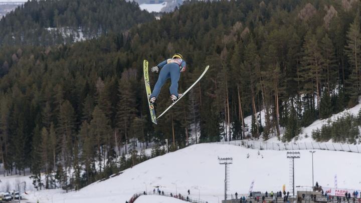 Соревнования по прыжкам на лыжах в Чайковском отменили из-за пандемии коронавируса
