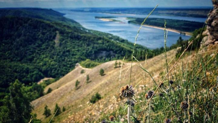 Нацпарк «Самарская Лука» получит деньги на развитие экотуризма
