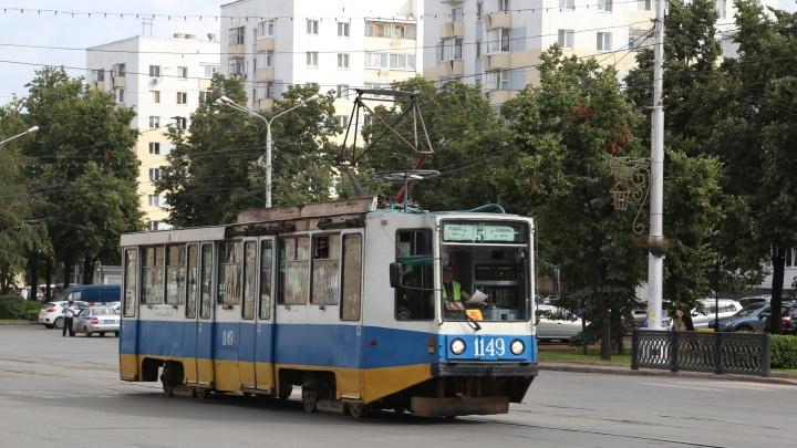 Радий Хабиров поддержал проект строительства трамвайных путей в Уфе