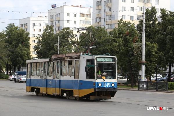 Из Черниковки до Инорса можно будет добраться на трамвае