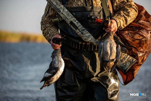 Барабинское районное общество охотников и рыболовов — общественная организация, существующая больше 75 лет