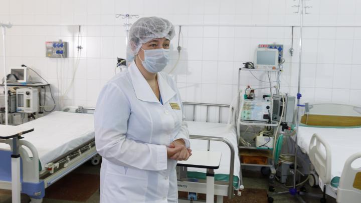 В больницах Волгограда лежат 1119 больных COVID-19