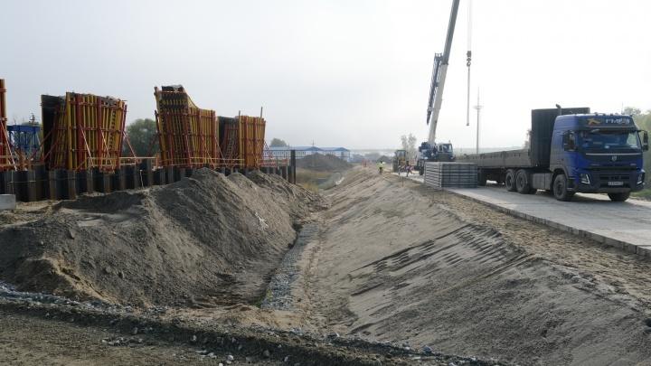 Четвертый мост в Новосибирске планируют достроить раньше срока — на него выделили ещё 8 миллиардов