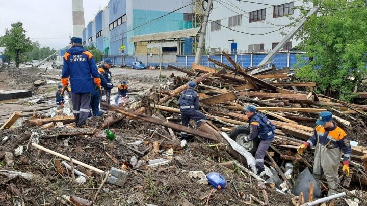 Прокуратура проверит, как жителей Нижних Серег предупреждали о надвигающемся потопе