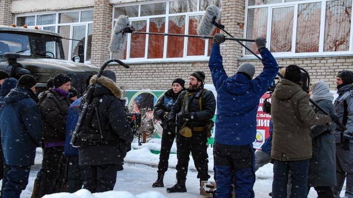 Без грима и декораций. Как москвичи снимают в Златоусте сериал про вирусный апокалипсис