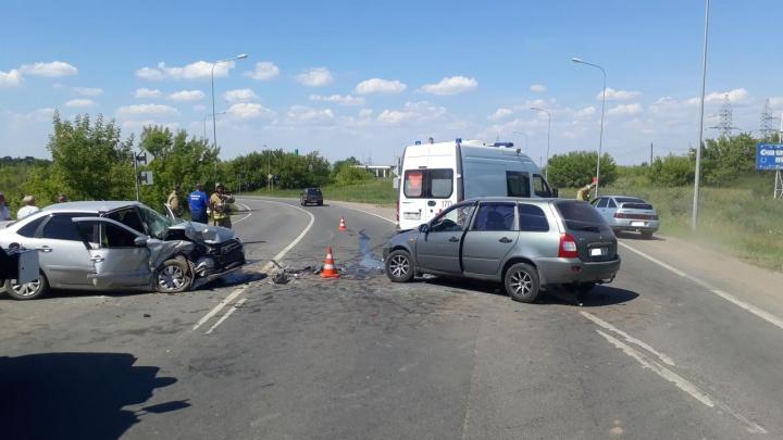 В полиции рассказали, кто спровоцировал смертельную аварию у Новосемейкино