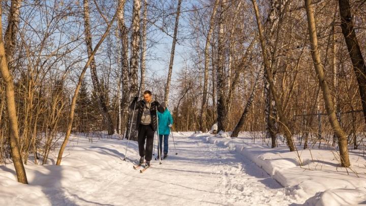 Город утонет: на смену внезапным морозам в Новосибирск идет резкое потепление