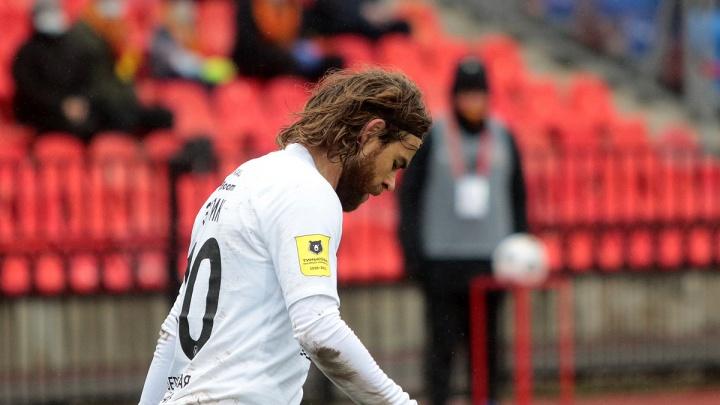 Один Эрик вытащить не смог: «Урал» проиграл в гостях прямому конкуренту за место в Премьер-лиге