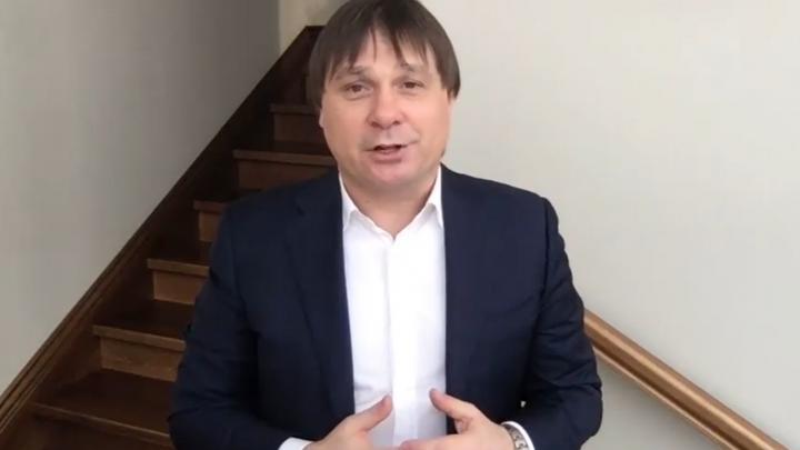 Экс-замдиректора клиники Мешалкина вышел под подписку — он записал видеообращение и рассказал о планах