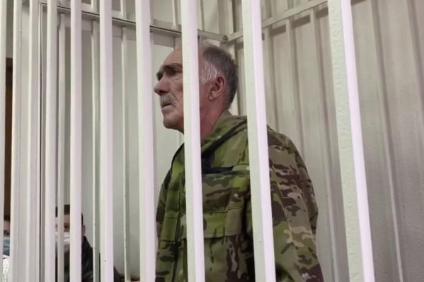 Дмитрий Ерёмин в суде