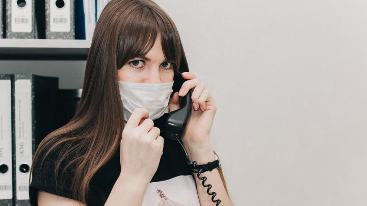Куда звонить по коронавирусу в Самарской области: публикуем три самых нужных номера
