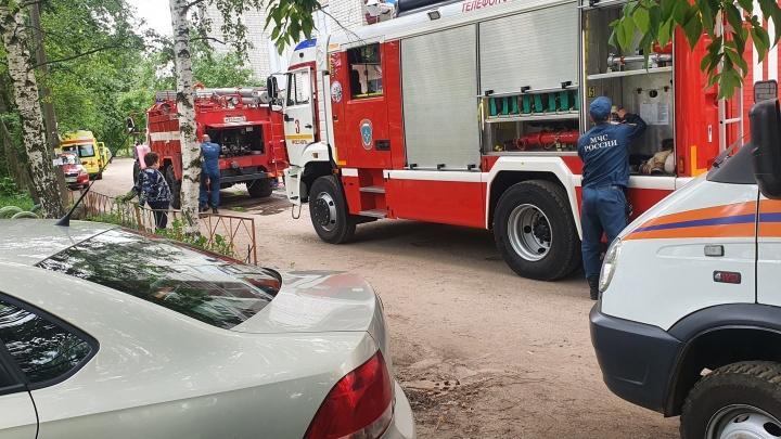 Он был совсем один: в Ярославле дедушка погиб во время пожара в квартире