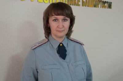 Сотрудница УФСИН Башкирии спасла детей из горящего дома
