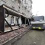 На Ворошиловском снесли павильон в виде слова «Ростов»