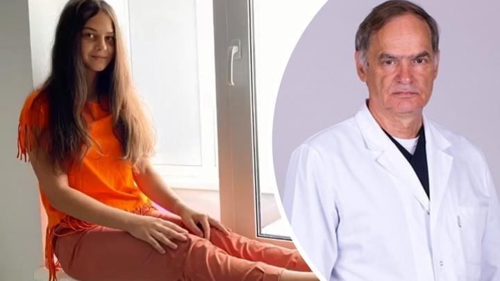 «Весь кишечник прощупал пальцами»: пациентка доктора Хасянзянова — о том, как хирург спас ее дочь