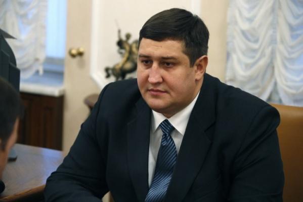 Дмитрий Дегтярев возглавил министерство в 2016 году