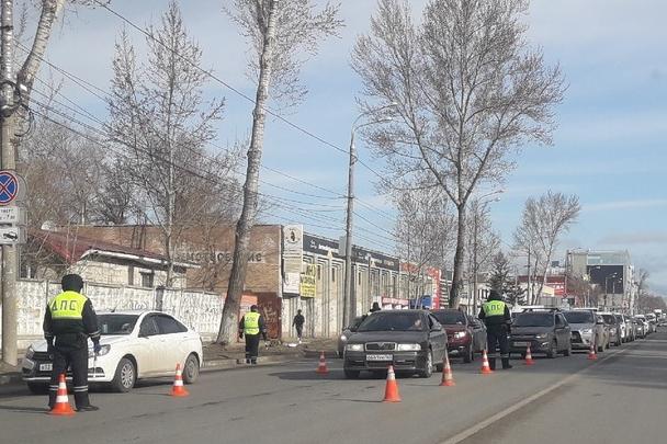 В Самарской области хотят ввести особый режим для автомобилистов