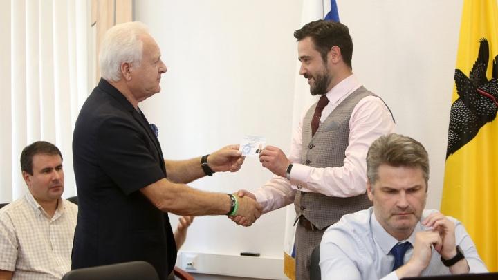 Анатолий Лисицын зарегистрирован в качестве кандидата на довыборы в Госдуму