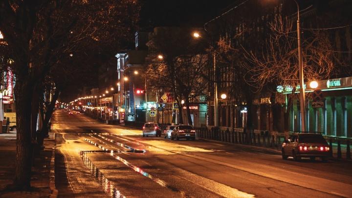 И тишина: как выглядела Уфа сразу после введения режима полной самоизоляции