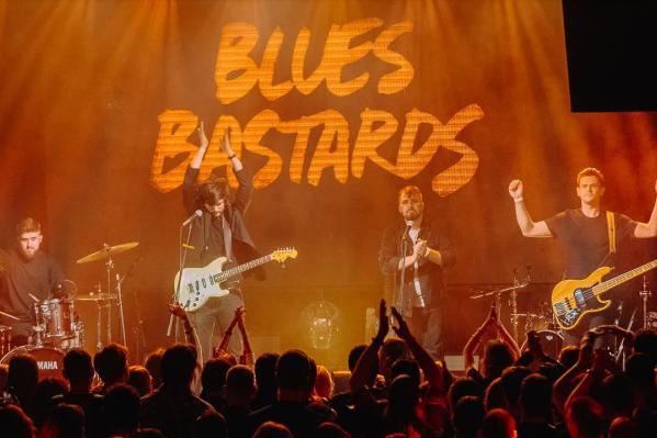 Blues Bastards — одна из групп, которая будет представлять Екатеринбург на фестивале