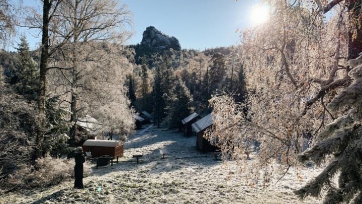 Октябрь с легкими морозами предрекли красноярцам. Уточненный прогноз и главные опасности месяца