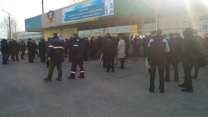 В Самарской области предприятия пожурили за плохую подготовку к возобновлению работы