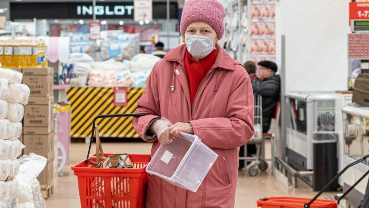 Тюменцев просят не контактировать с пожилыми родственниками из-за коронавируса