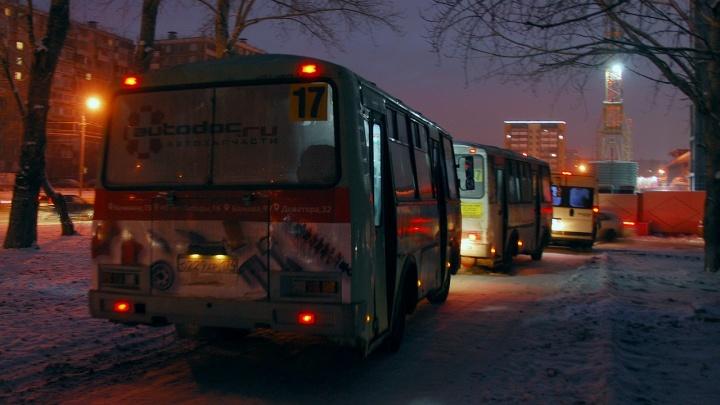 «Э-э-э, брат, отойди»: как маршрутчики уничтожают аллею на Кашириных и почему это не совсем их вина