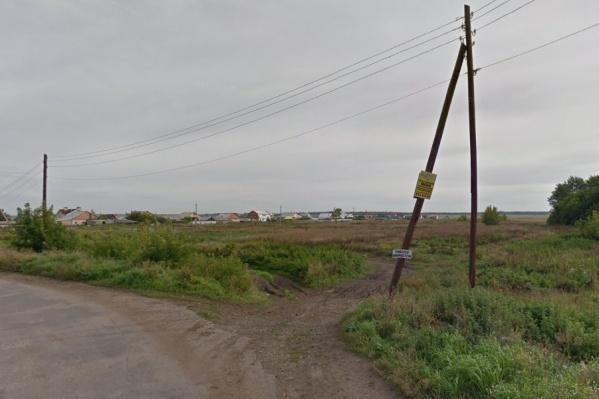 Трагедия случилась в посёлке Кисегачинском Сосновского района