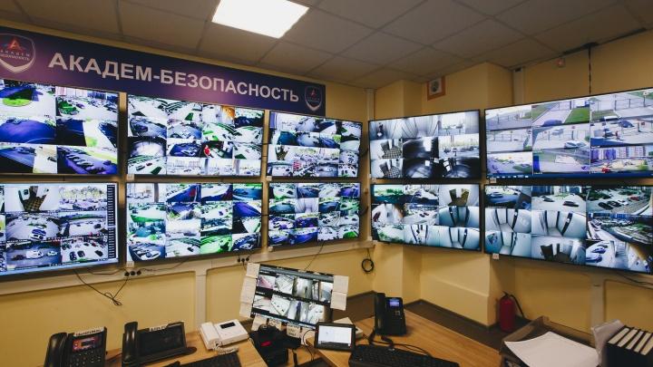 «Здесь везде камеры»: как управляющая компания одного из районов следит за порядком