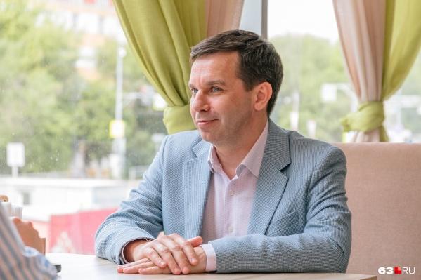 Михаил Мальцев руководил департаментом туризма Самарской области на протяжении 10 лет