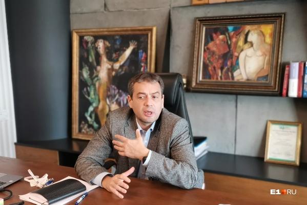 Сергей Лапин рассказал, что не все его проекты пережили первую волну коронавируса