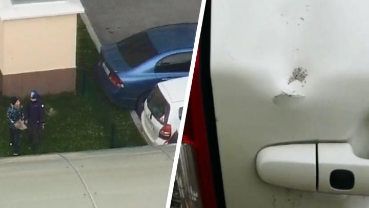 «Детей задержала группа быстрого реагирования»: в Екатеринбурге два мальчика кидали булыжники в авто