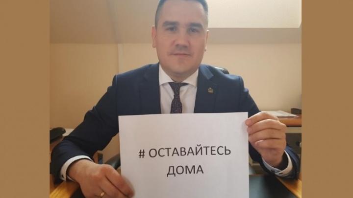 Глава горздрава Екатеринбурга Денис Демидов: «Опасность не ушла, она по-прежнему рядом»