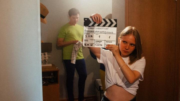 «В кино нормальные люди не работают»: режиссер сериала «Гриша Субботин» — о съемочном процессе