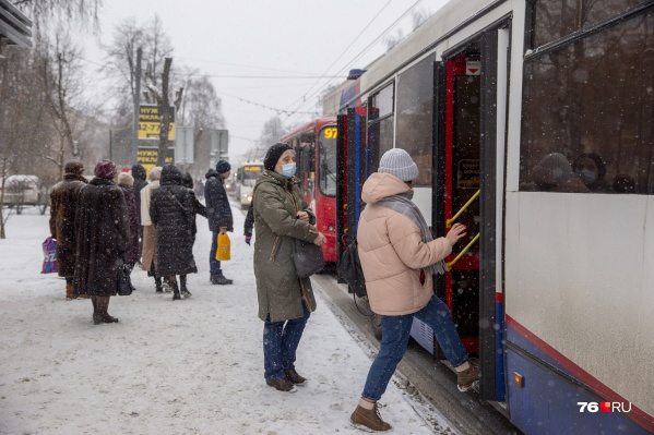 Каким будет общественный транспорт через пару лет?