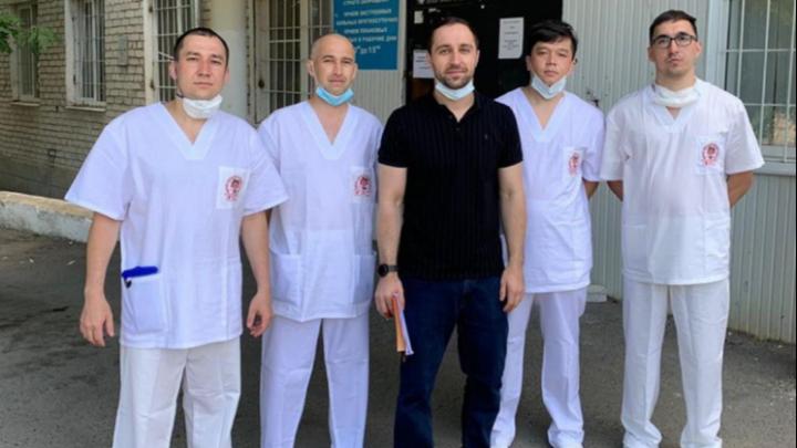 Башкирские медики рассказали, как они борются с коронавирусом в Карачаево-Черкесии