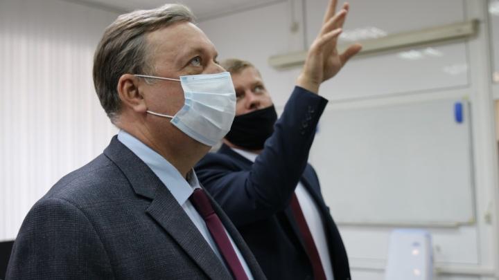 Администрацию Советского района Ростова возглавит Геннадий Туркин