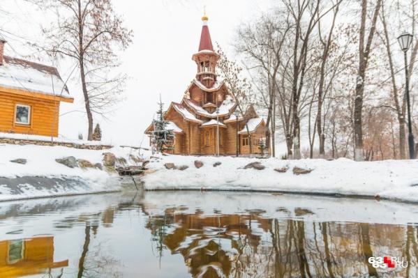 Парк Дружбы в Советском районе — один из претендентов на благоустройство