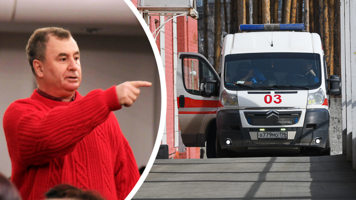 «Всё началось с температуры»: основатель Театра балета «Щелкунчик» попал в больницу с коронавирусом